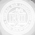 Federal Bar Association Icon