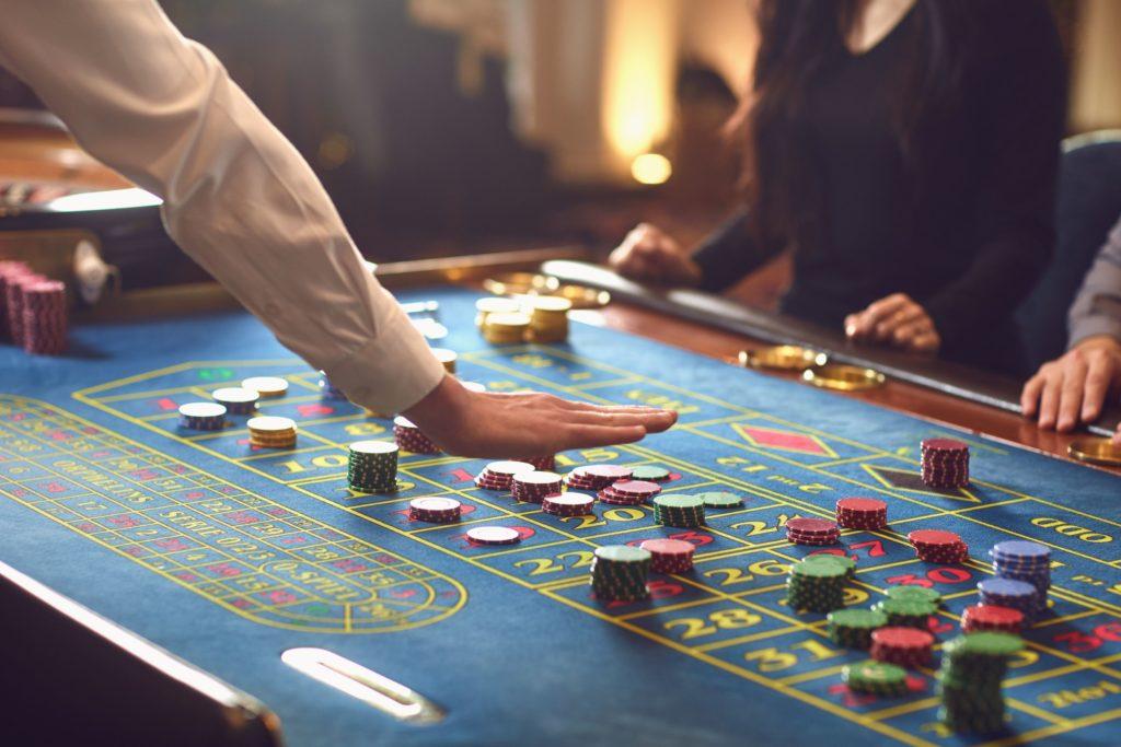 gambling at the casinos
