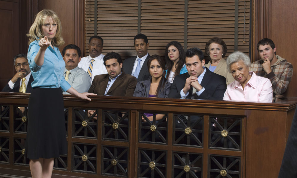 Can you get a trial by jury if charged with a DUI?